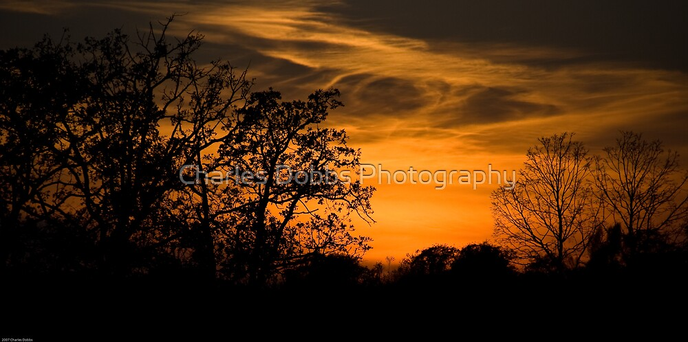 Sunset Song by Charles Dobbs Photography
