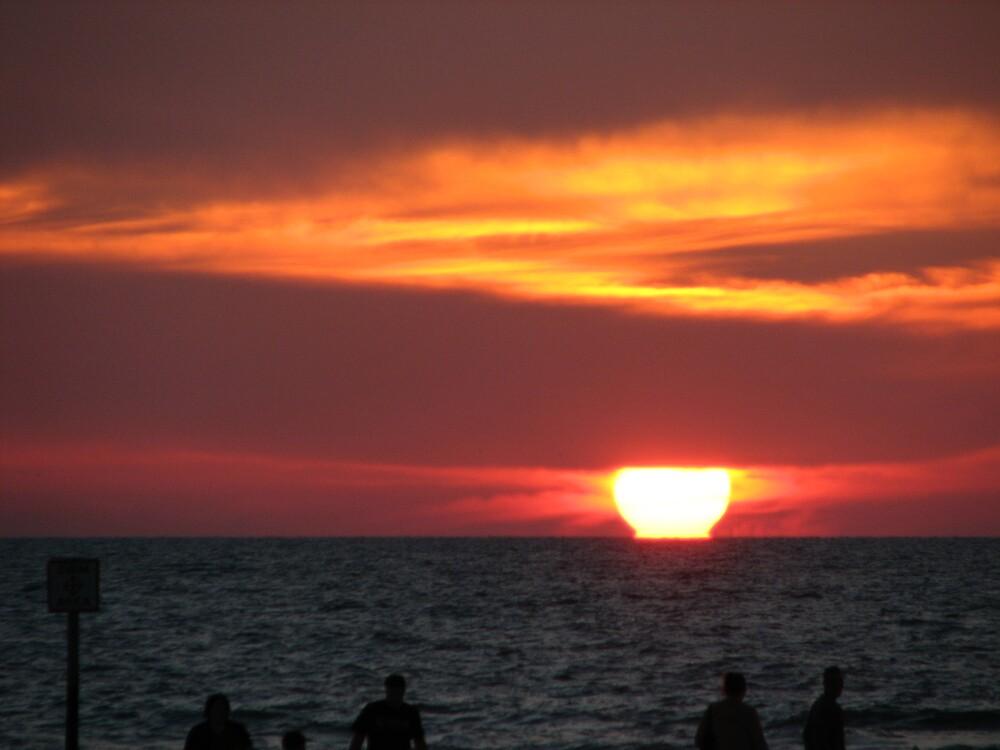 Sunset by Deborah Stewart