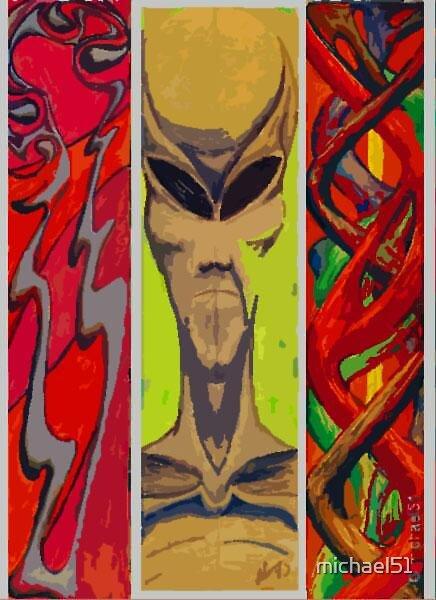alien 2 by michael51