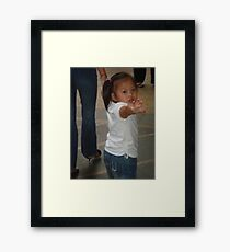 Separation Framed Print