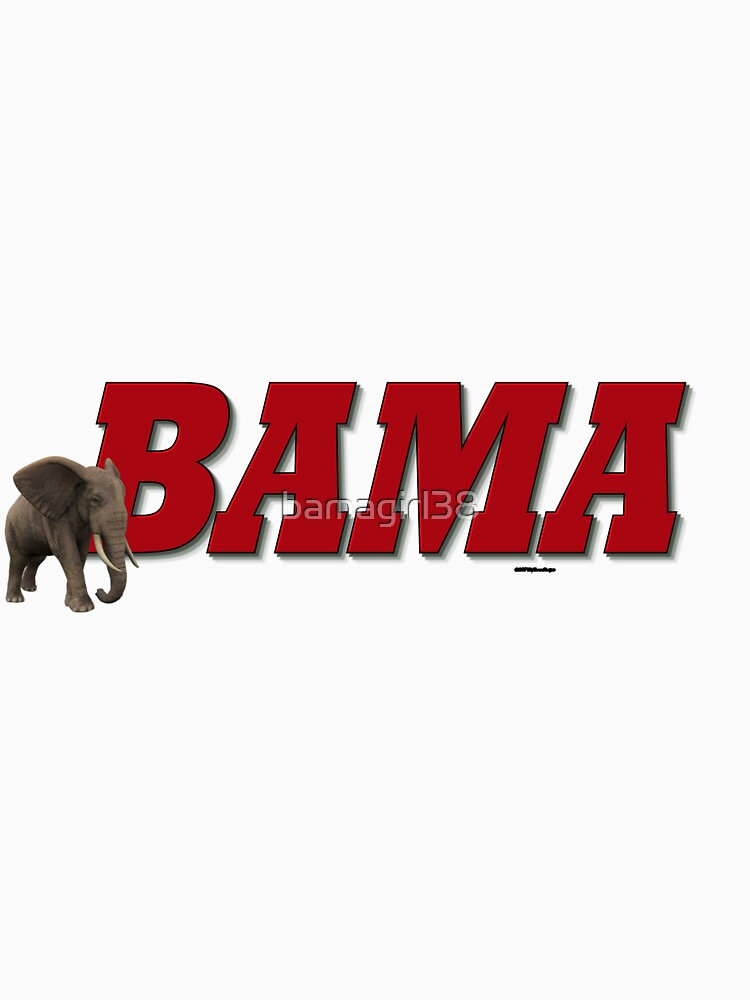 BAMA by bamagirl38