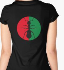Dead Prez Ant - Together Women's Fitted Scoop T-Shirt