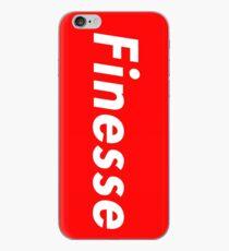 Vinilo o funda para iPhone Finesse Box Logo | Carcasa de telefono