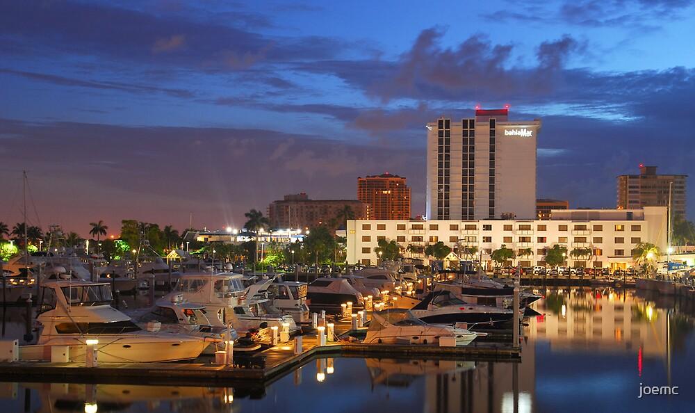 Bahia Mar ( Ft. Lauderdale Marina) by joemc