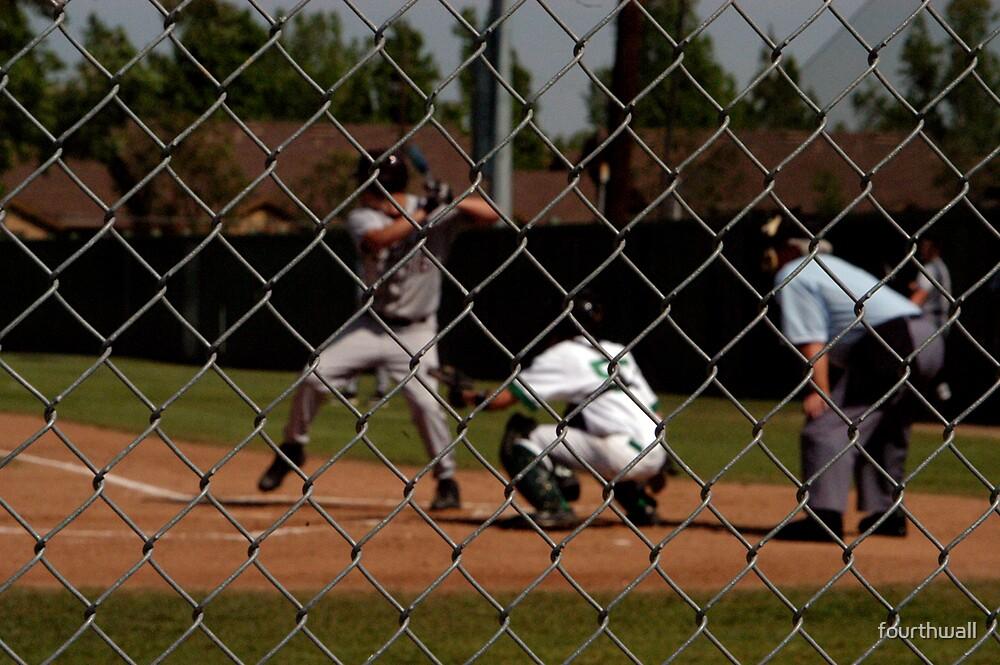 Baseball by fourthwall