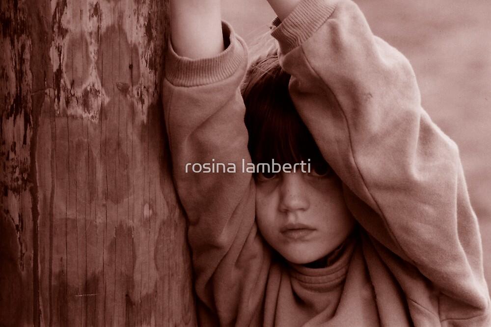 portrait by rosina lamberti