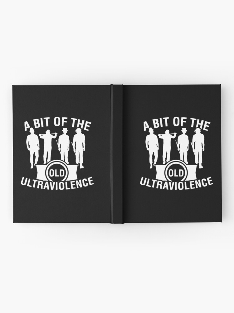 Alternate view of Ultraviolence Hardcover Journal