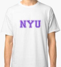 Camiseta clásica NYU