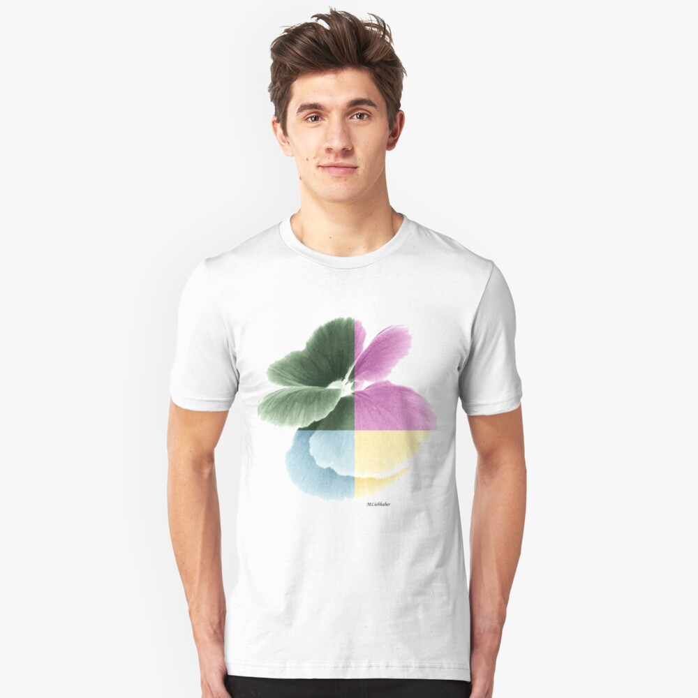 Pansy Unisex T-Shirt Front