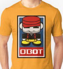 Firefighter HERO'BOT Toy Robot 3.1 Unisex T-Shirt