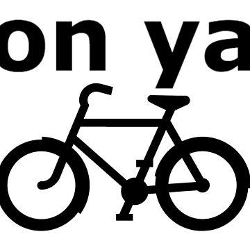 On Ya Bike! by charalanahzard