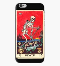 """Tod"", Tarot-Karte iPhone 6 Telefon-Kasten iPhone-Hülle & Cover"