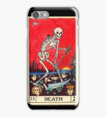 """Death"", Tarot Card iPhone 6 Phone Case iPhone Case/Skin"