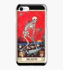 """Death"", Tarot Card iPhone 6 Phone Case iPhone Case/Skin"
