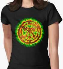 SEAL OF MARBAS  Women's Fitted T-Shirt