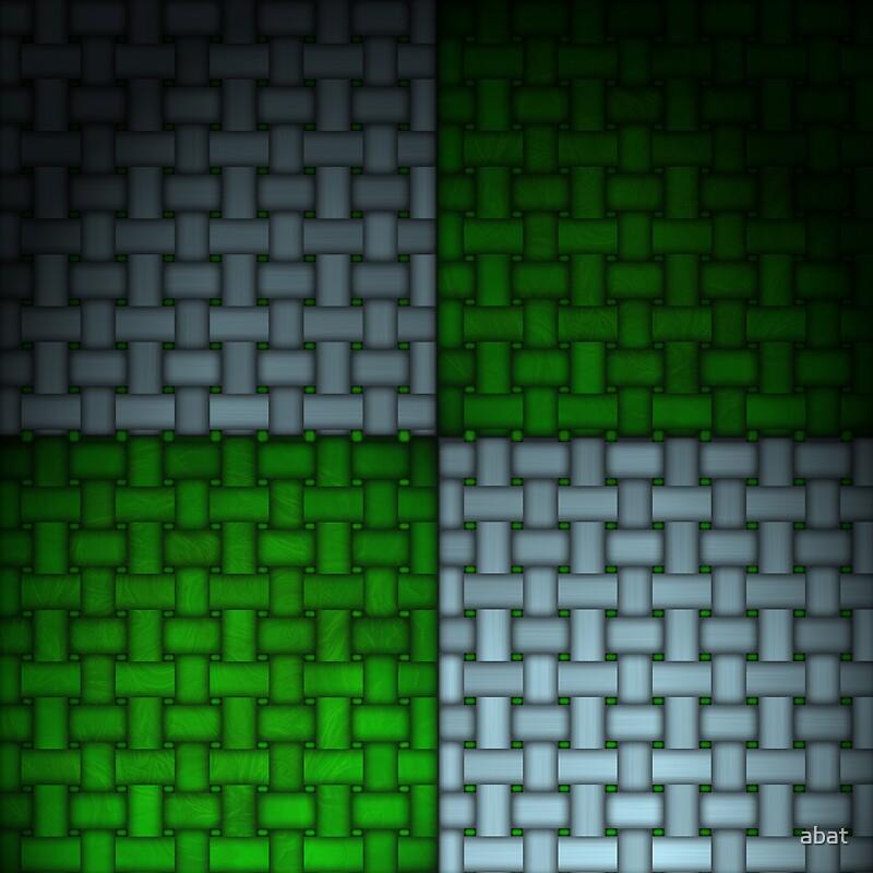 Weave dapgreen by abat