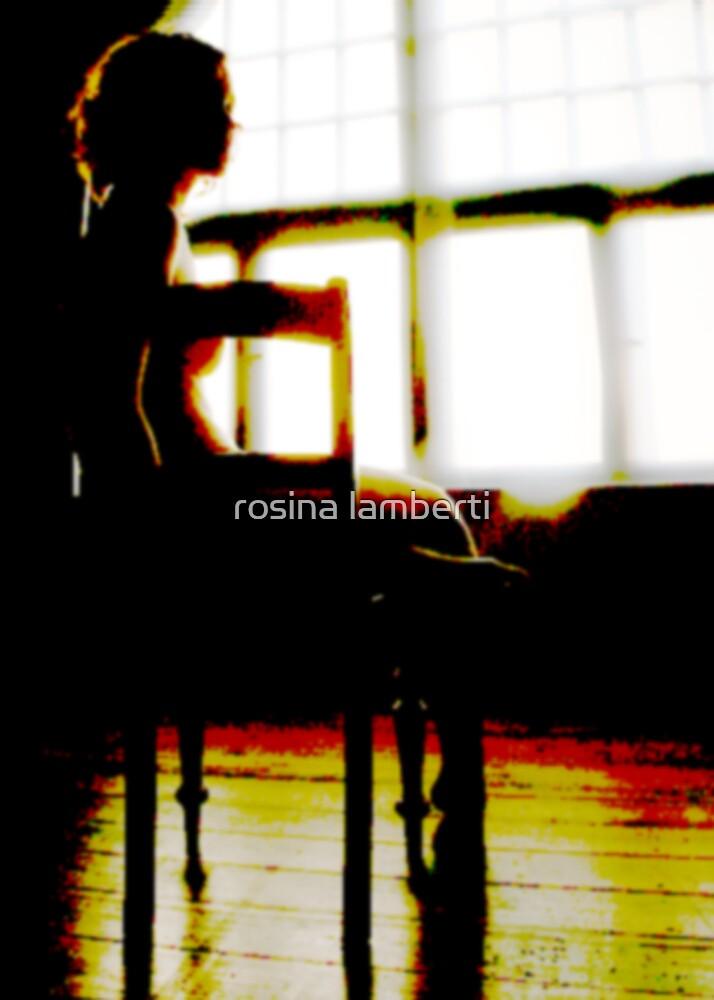 looking by Rosina  Lamberti