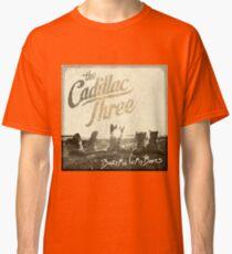 AK01 The Cadillac Three TOUR 2017 Classic T-Shirt