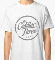AK02 The Cadillac Three TOUR 2017 Classic T-Shirt