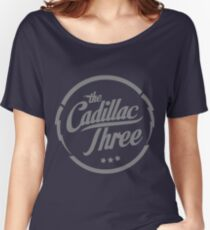 AK02 The Cadillac Three TOUR 2017 Women's Relaxed Fit T-Shirt