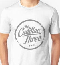 AK02 The Cadillac Three TOUR 2017 Unisex T-Shirt