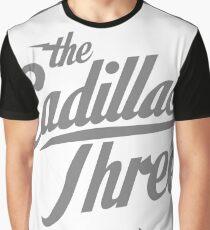 AK02 The Cadillac Three TOUR 2017 Graphic T-Shirt