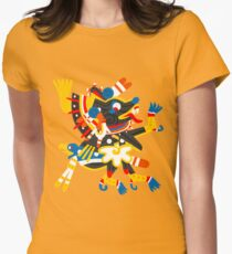 Xolotl Womens Fitted T-Shirt