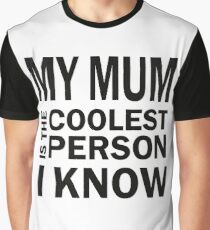 Mum Graphic T-Shirt