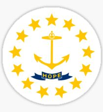 Anchor and Hope Sticker