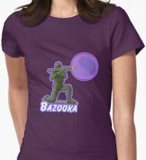 Bazooka Womens Fitted T-Shirt