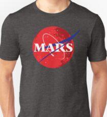 Mars - NASA Unisex T-Shirt