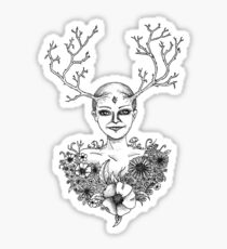 Of Branch and Bloom Sticker