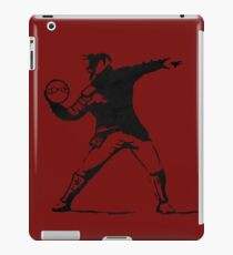 Throwing Bombs iPad Case/Skin