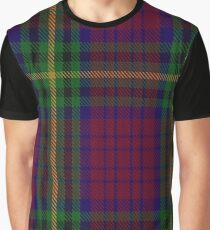 MacGaugh Clan/Family Tartan  Graphic T-Shirt