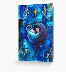 The Heart of Christmas Greeting Card