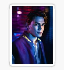 Riverdale Archie Andrews Stricker Sticker