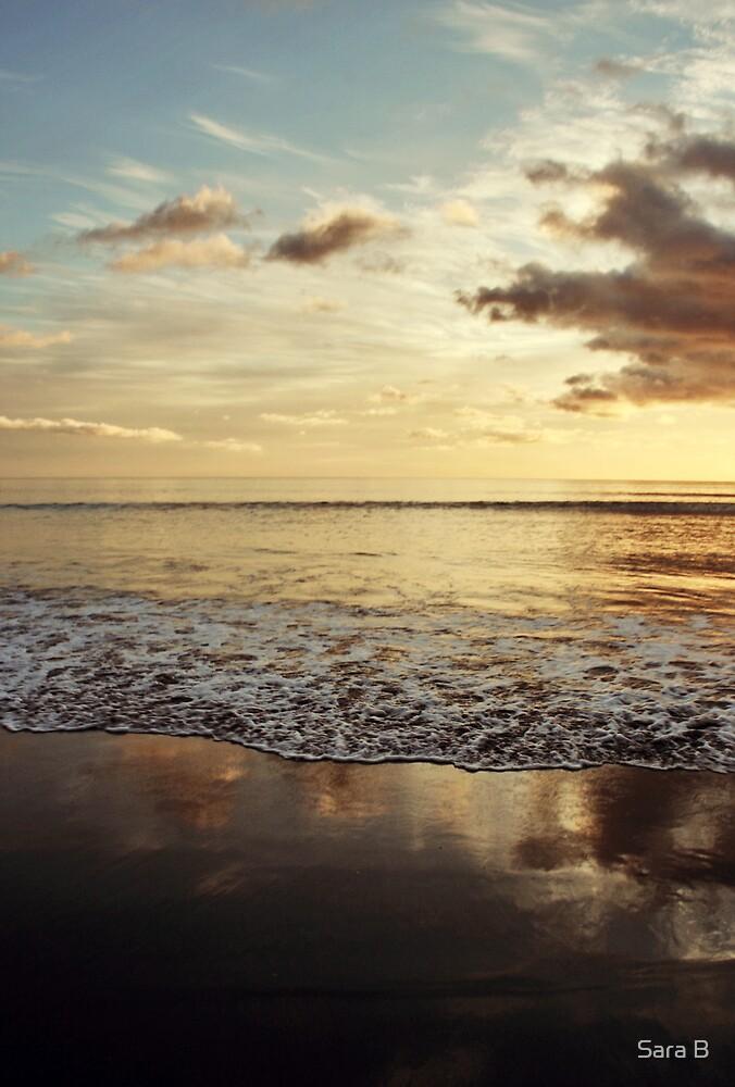 sunrise by Sara B