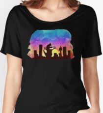 The beauty of a sunset Women's Relaxed Fit T-Shirt