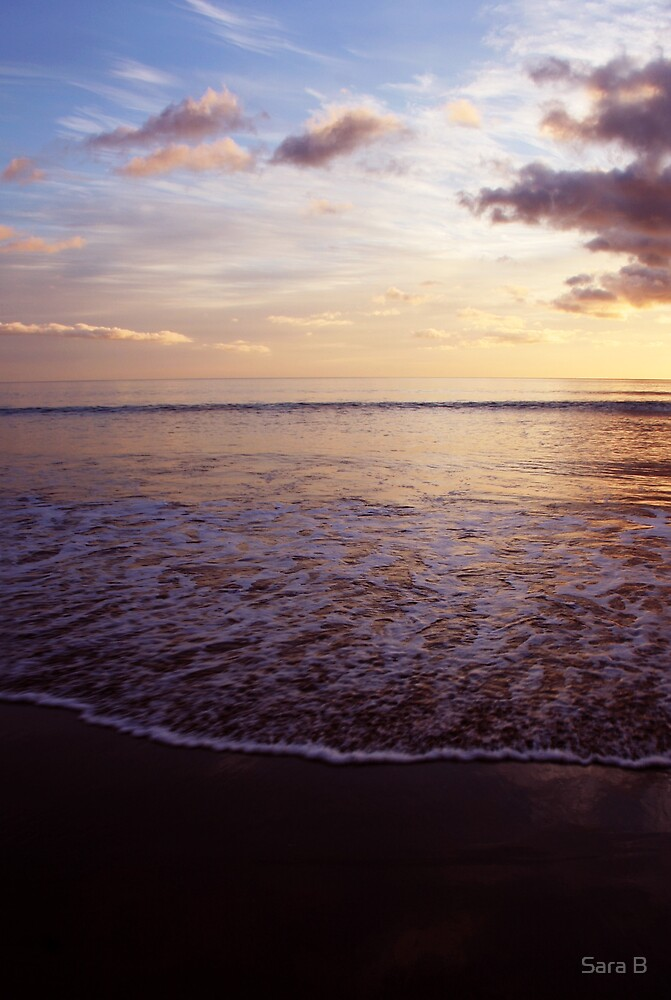 sunrise II by Sara B