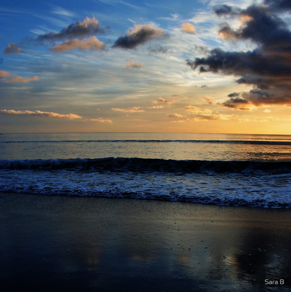 sunrise III by Sara B