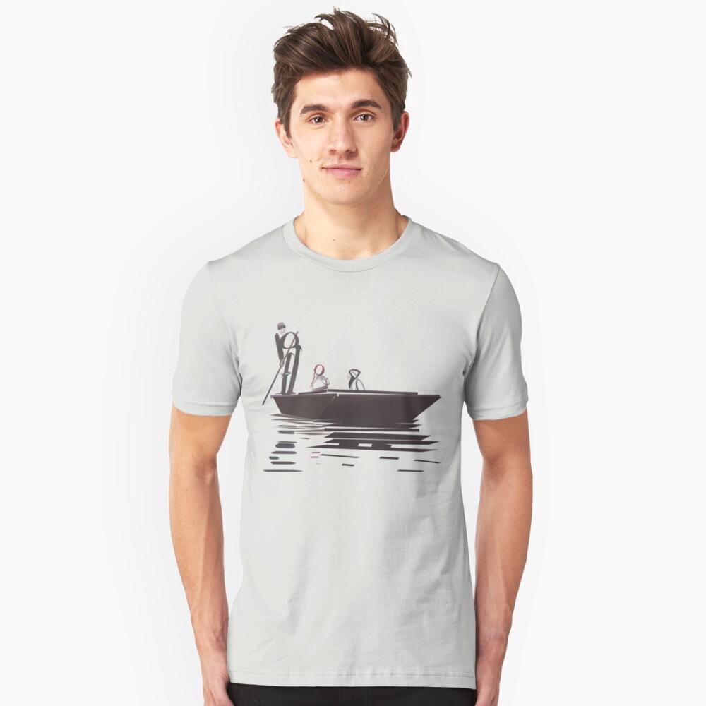 Cambridge Unisex T-Shirt Front