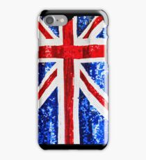 Union Jack Glitterati - iPhone Cover iPhone Case/Skin