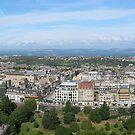 Edinburgh Castle by Peter Cook