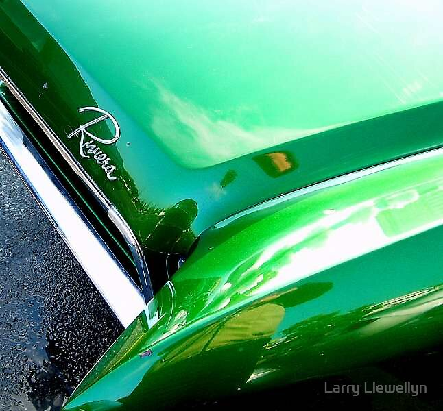 A Real Buick by Larry Llewellyn