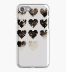 Burning Hearts iPhone Case/Skin