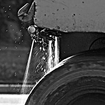 Mechanical Splash by Bobbie