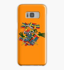Eagle and Snake - Codex Fejervary Mayer 42 Samsung Galaxy Case/Skin