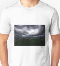 War clouds gathering. Unisex T-Shirt
