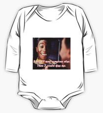 Red Dwarf - Cat Kiss One Piece - Long Sleeve