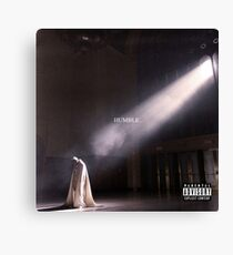 Humble. - Kendrick Lamar Canvas Print